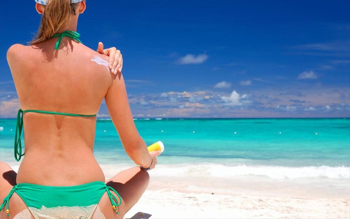 Οι βλαβερές συνέπειες της Υπεριώδους Ακτινοβολίας το καλοκαίρι στο δέρμα